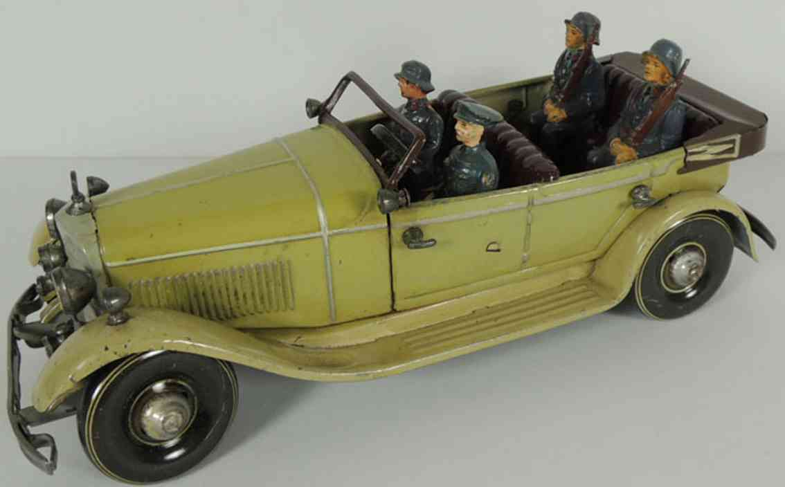 tippco 934 leader car with hitler and goring