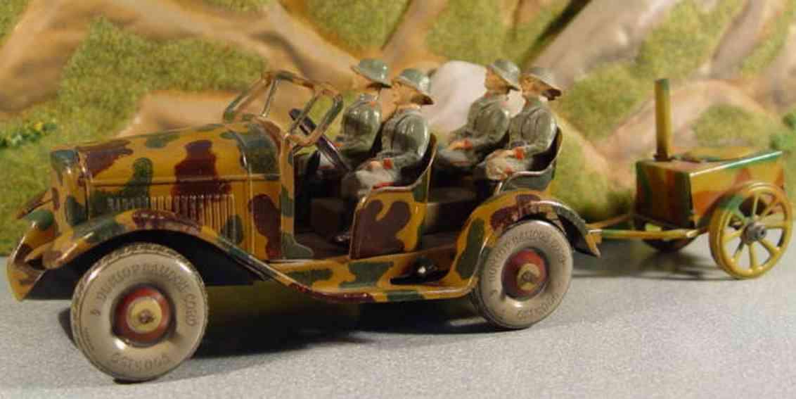 Tippco 162 Wehrmacht-Dienstauto