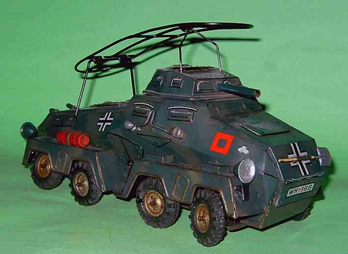 Tippco Panzer-Spähwagen