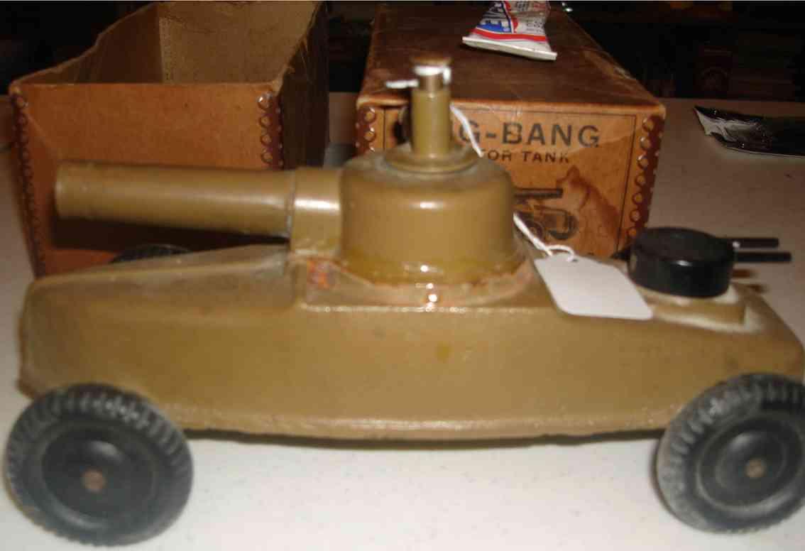 Conestoga Company 5T Big Bang motor tank