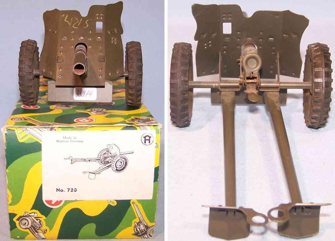 hausser elastolin 720 toy gun