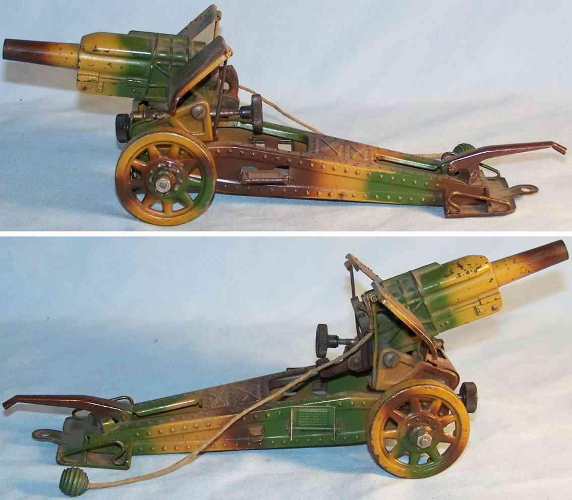 lineol Flak 30 military toy arm flak mimicry
