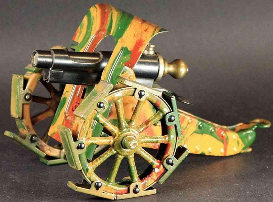 marklin maerklin 8059 military toy arm field howitzer