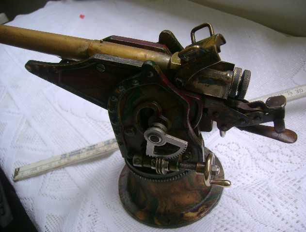 maerklin 8056 militar spielzeug waffe kuesten oder festungsgeschuetz