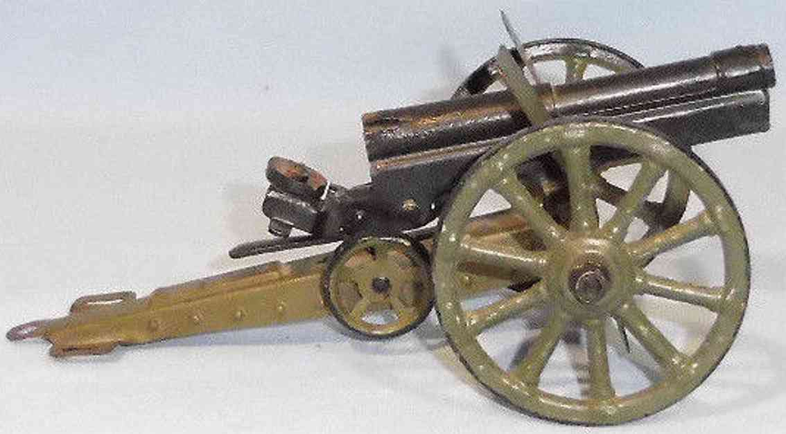 maerklin militaer spielzeug waffe kanone nato gruen schwarz