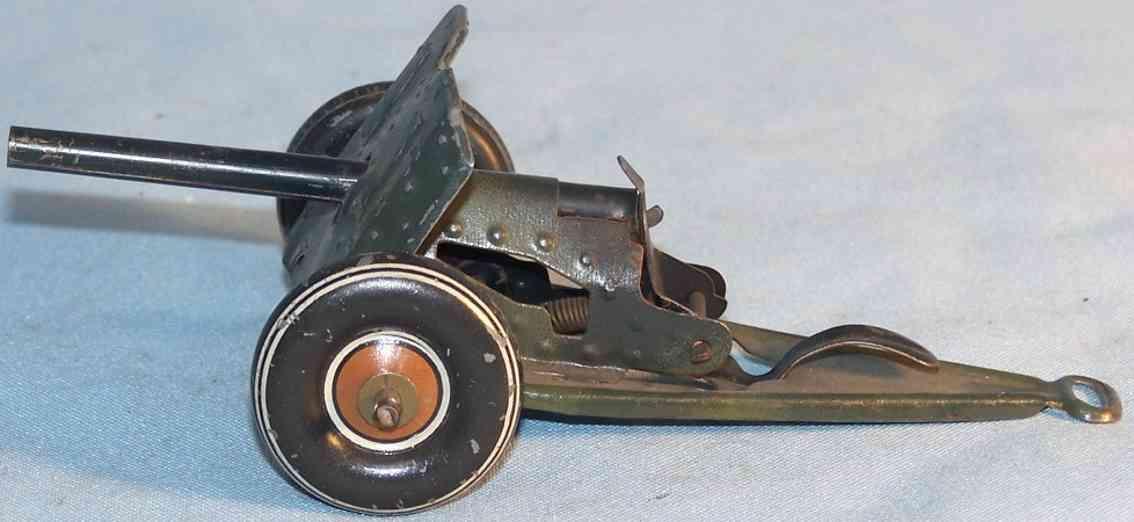 tippco militaer spielzeug waffe kleine kanone
