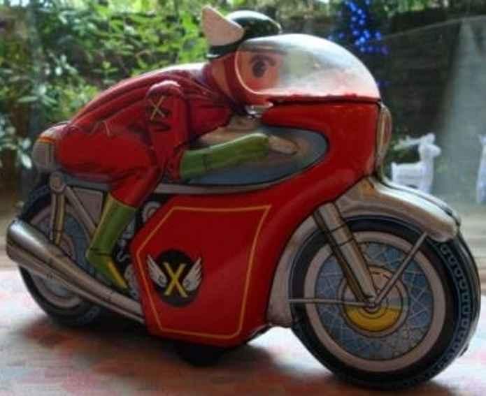 asahi atc tin toy motorcycle motorcycle