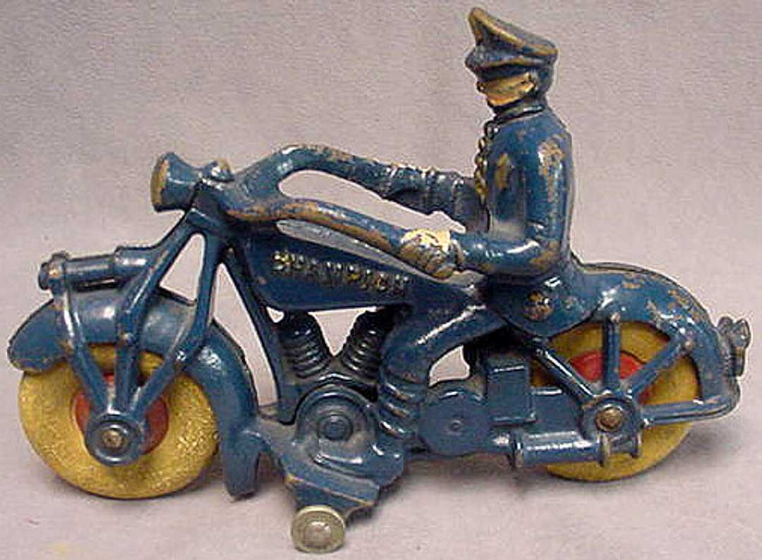 champion hardware company gusseisen harley motorrad dunkelblau