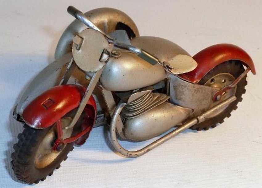 Drukov Sheet motorcycle