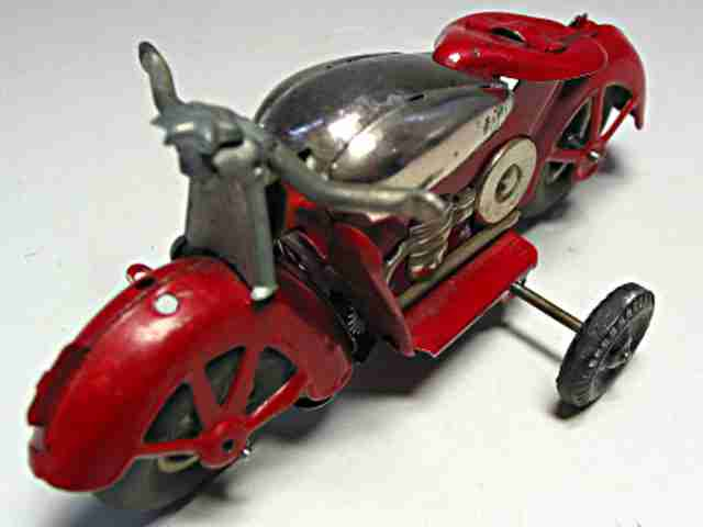 Guenthermann Motorcycle