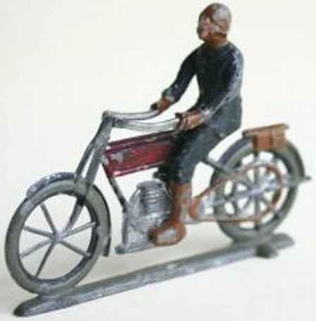 Günthermann Motorradfahrer