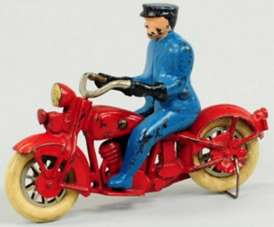 Kilgore Motorrad mit Fahrer