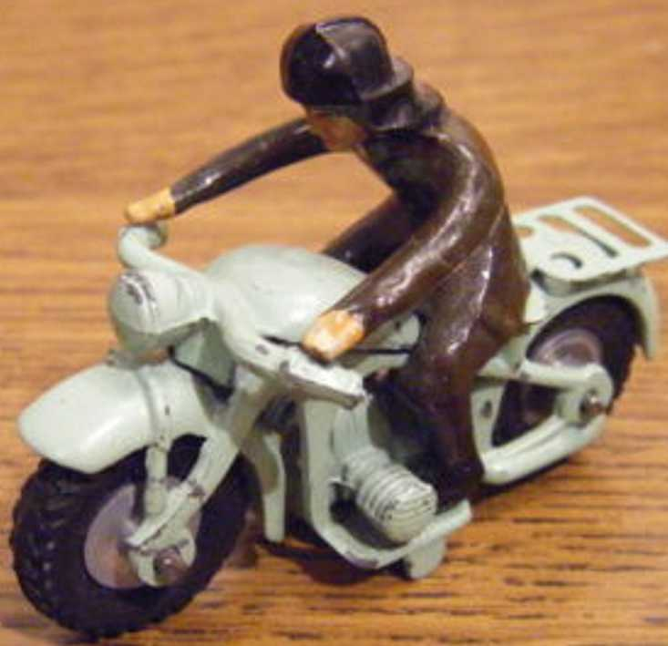 Maerklin 8021/40 G Motorcycle