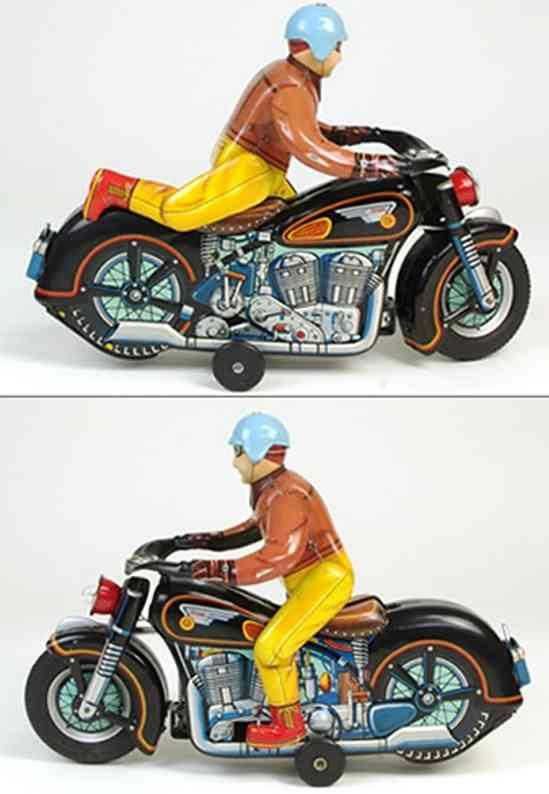 Masudaya Harley Davidson Motorrad