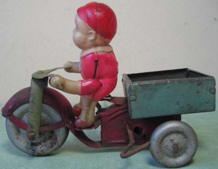 Meiji Bike with celluloid driver
