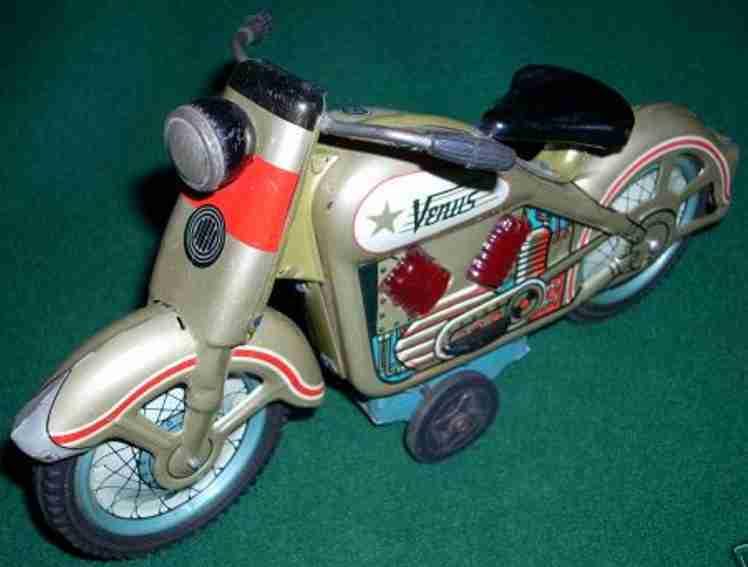 tn nomura toys blech spielzeug motorrad venus blechmotorrad