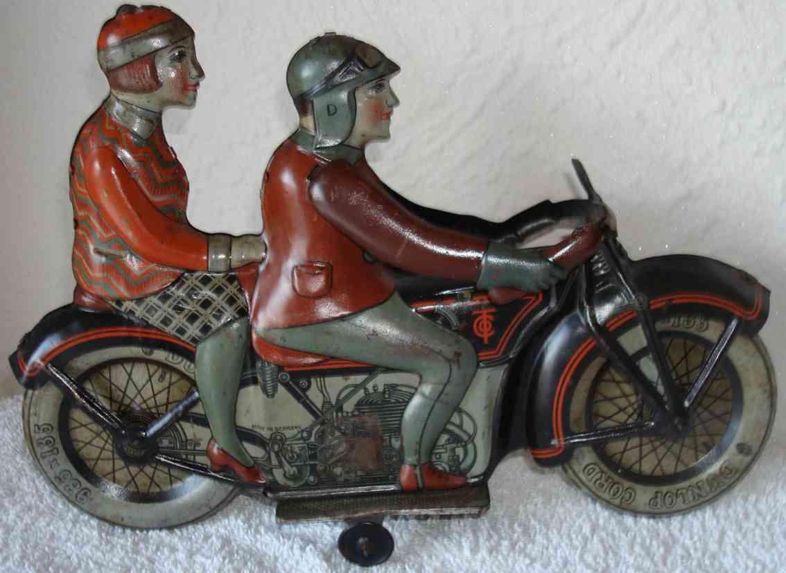 Tippco Motorcycle