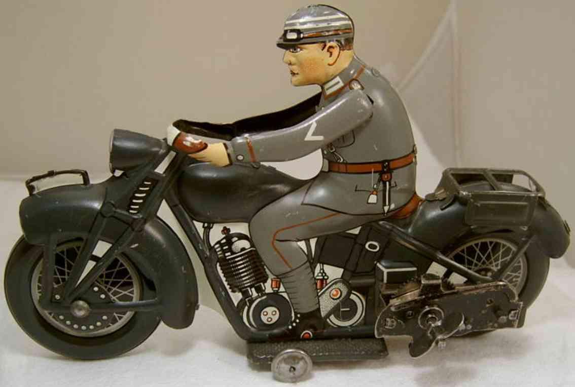 Tippco 705 W Wehrmachts-Motorrad