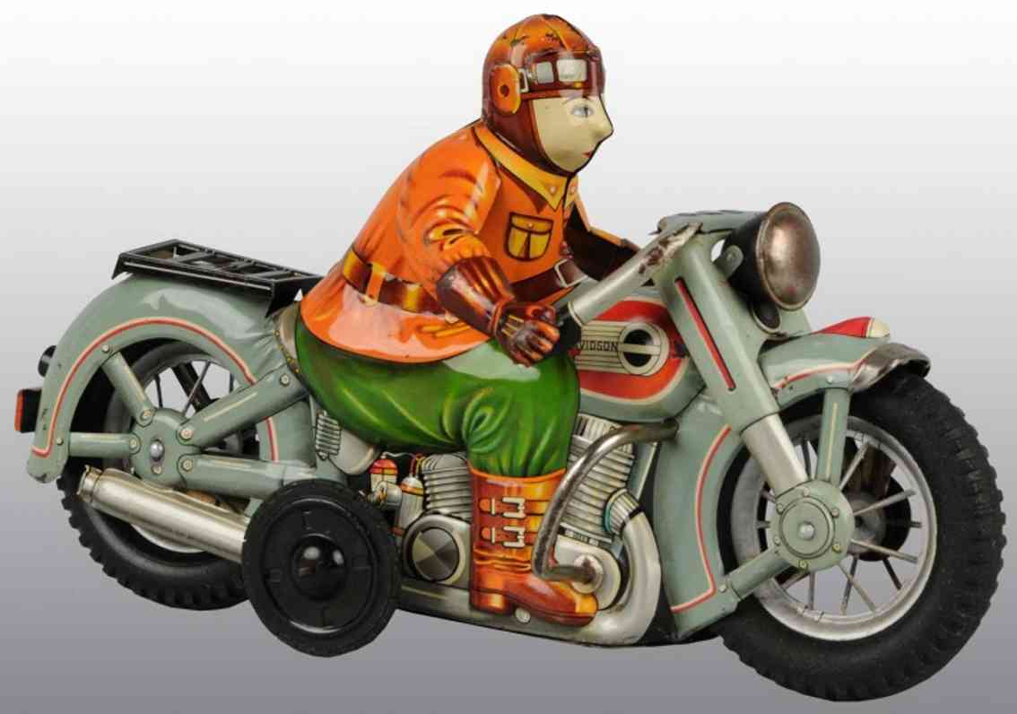 Yamazaki Harley Davidson motorcycle