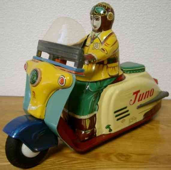 Yonezawa Motorrad Juno
