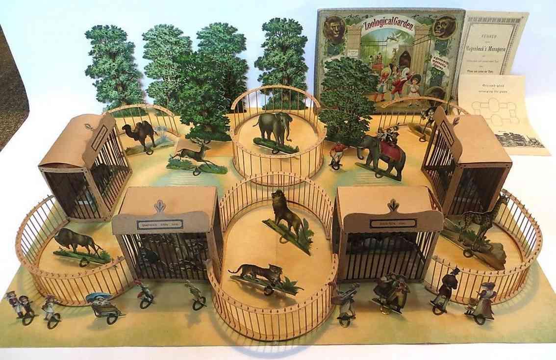 Sala Adolf Toys Tiergarten