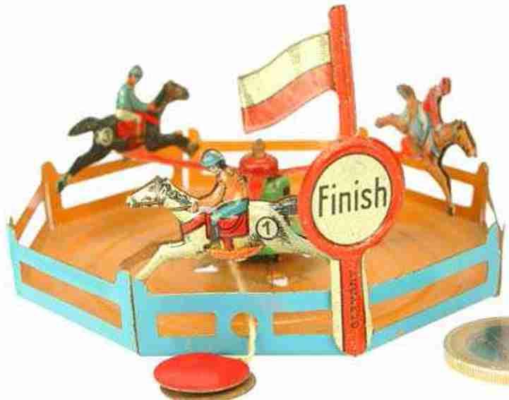 distler penny toy pferdewettspiel