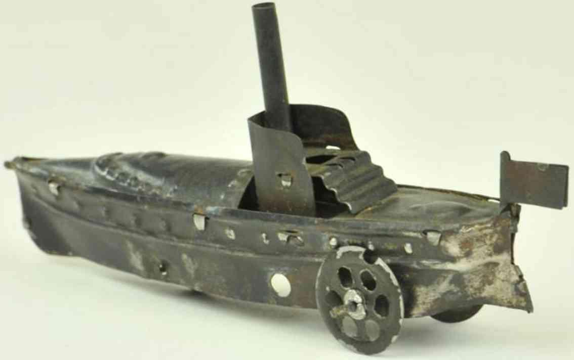 distler penny toy torpedoboot