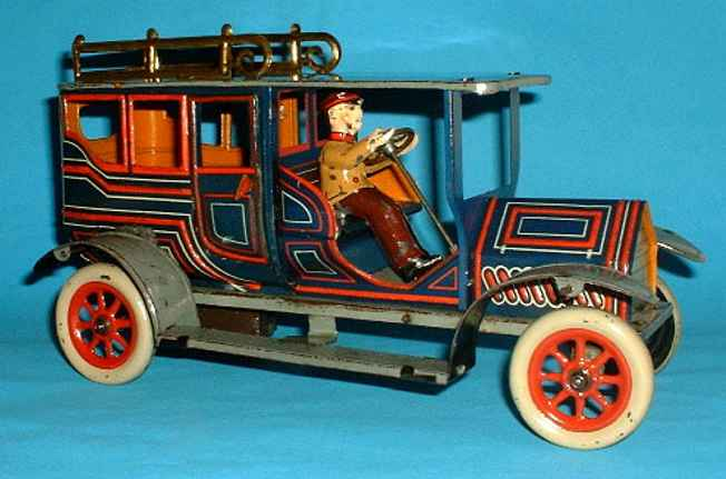 Eberl Hans Penny Toy Limousine