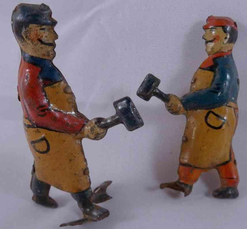 fischer georg Schmied penny toy 2 schmiede