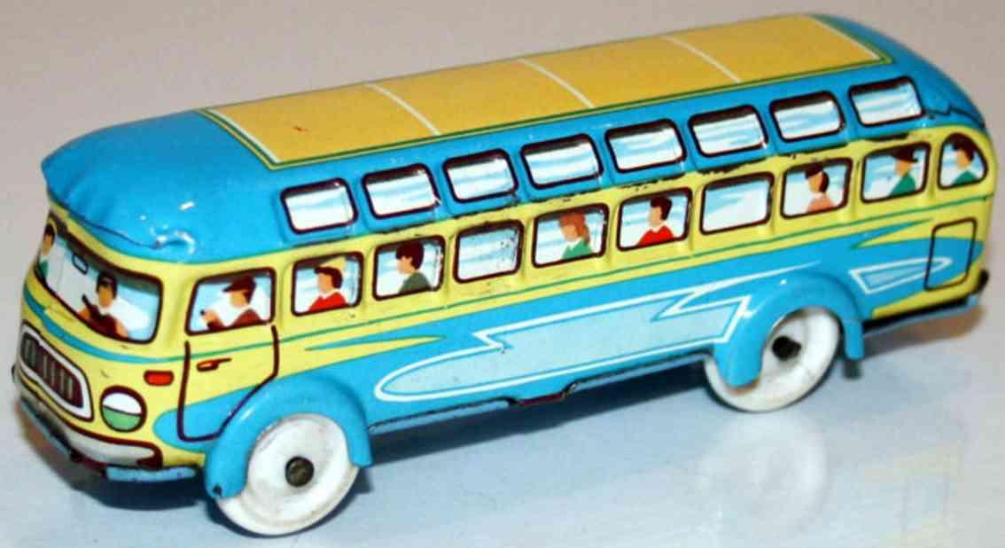 fischer georg 332 penny toy omnibus