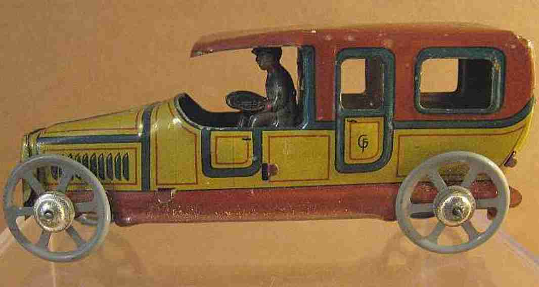 Fischer Georg Penny Toy Limousine