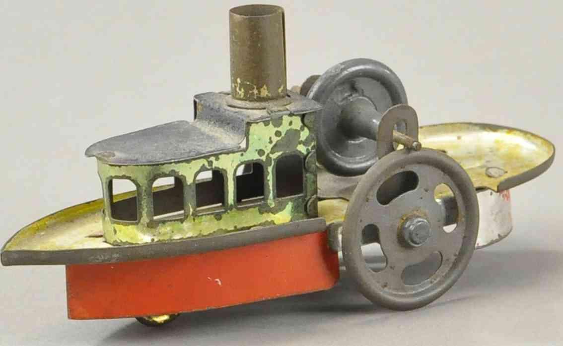 hess penny toy dampfschiff