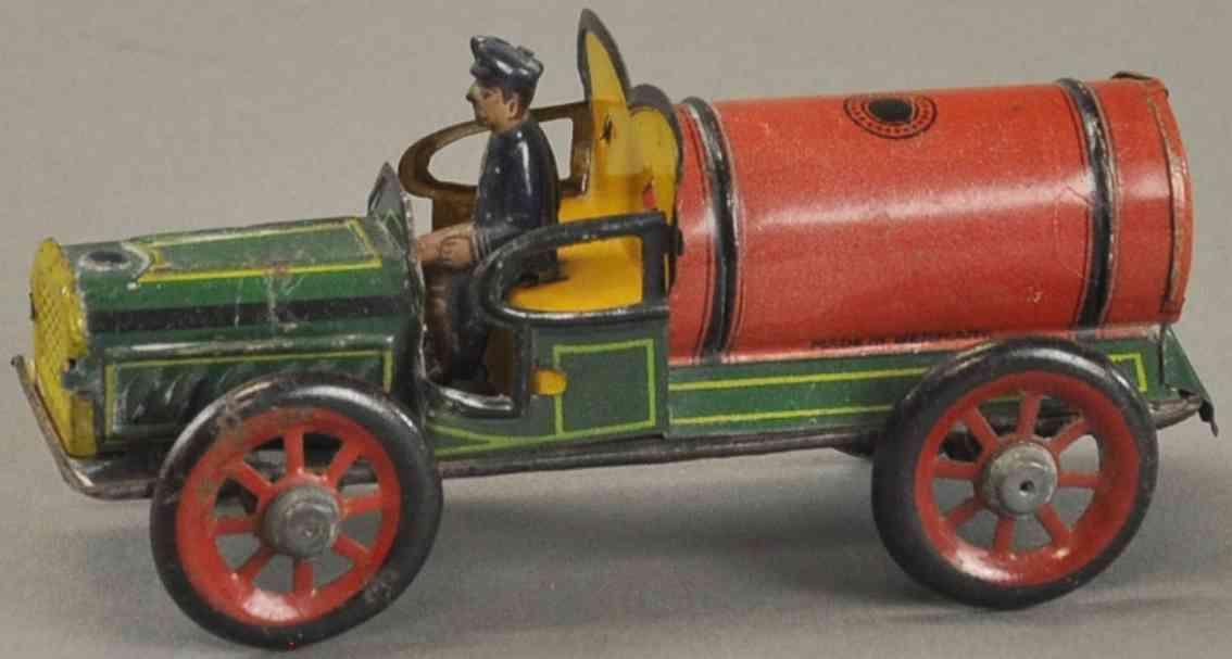 hess penny toy tanklastwagen  fahrer