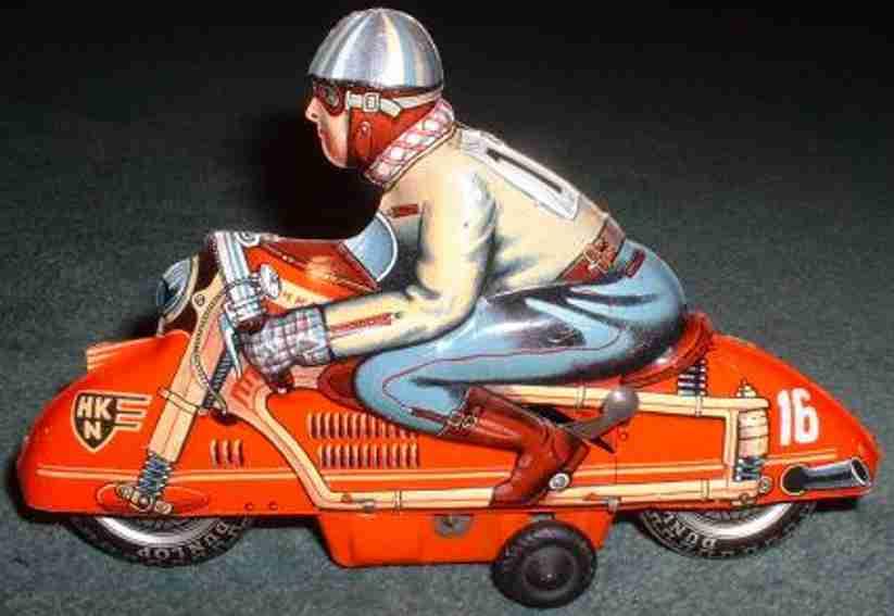 Huki Kienberger 16 Penny Toy Motorradfahrer