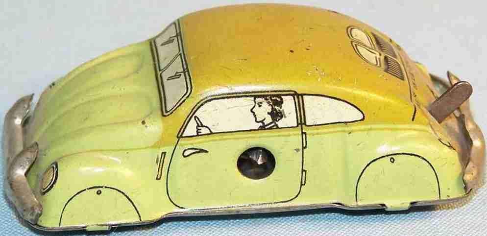 huki kienberger 393 penny toy vw beetle