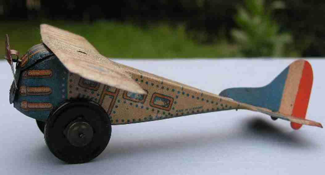 Huki Kienberger Penny Toy Flugzeug