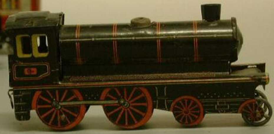 Kellermann 100 Penny Toy 3-teiliger Personenzug