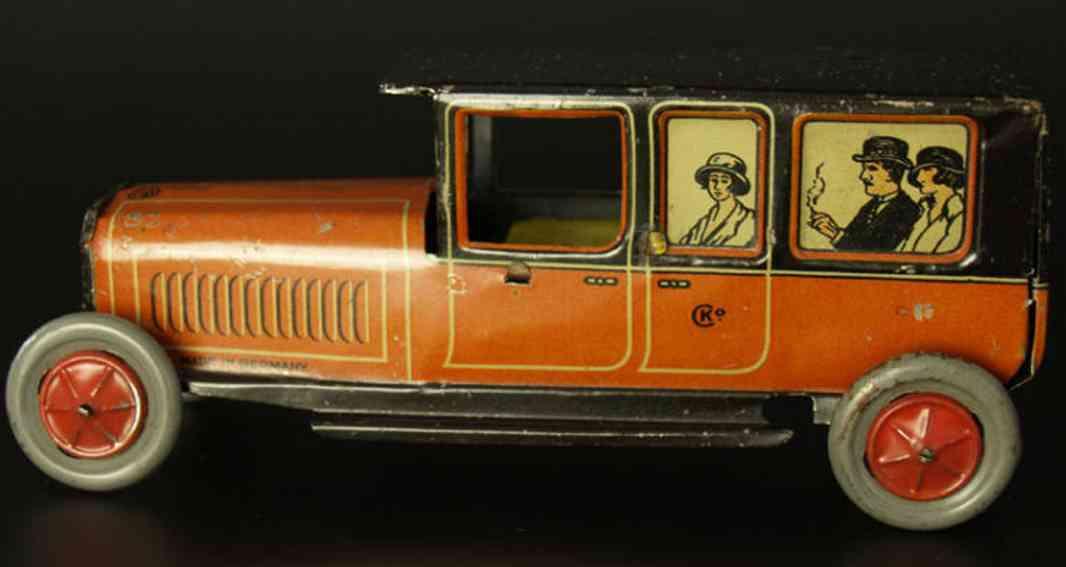 Kellermann 196 Penny Toy Limousine