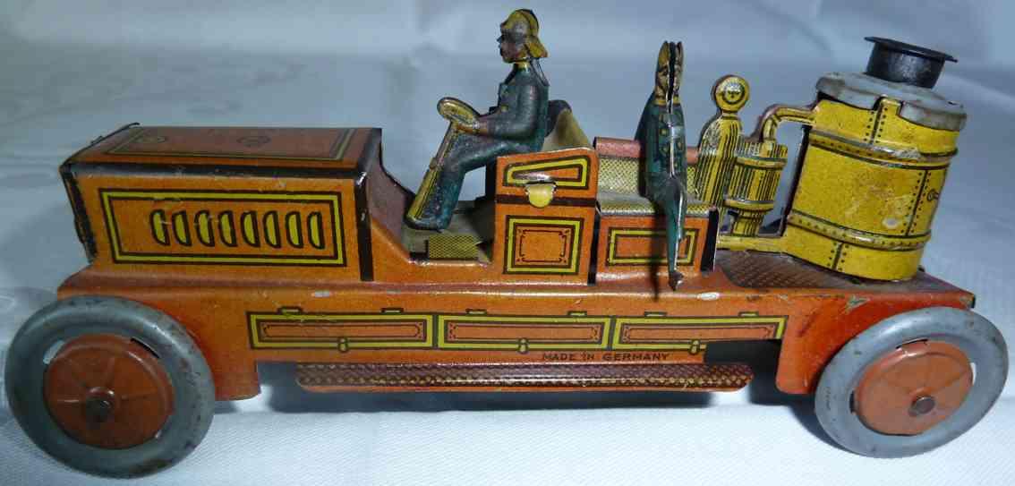Kellermann 200 Penny Toy Feuerwehrkesselwagen