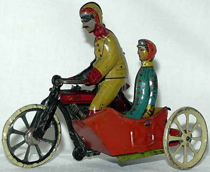 Kellermann 96B 2016/15 Penny Toy Bycicle with lady passenger