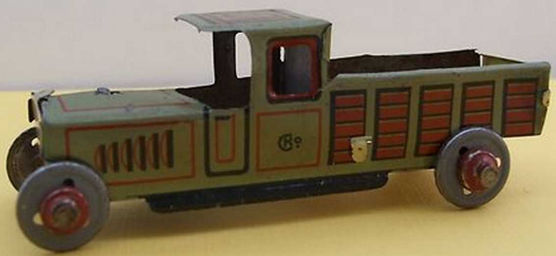 kellermann penny toy lastwagen cko