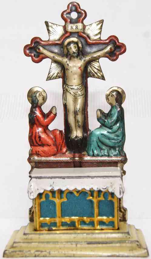 meier penny toy altar mit kruzifix maria magdalena