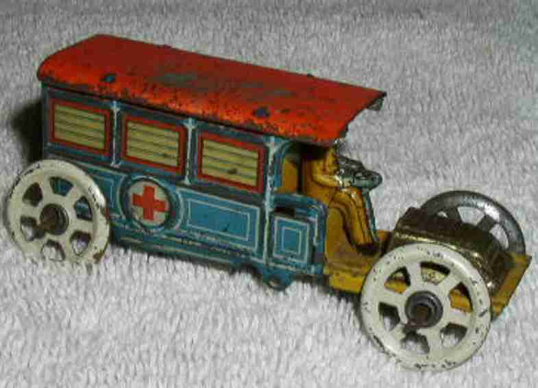 meier penny toy ambulanzwagen fahrer