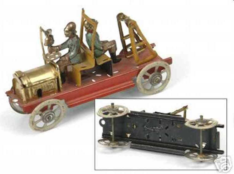 meier penny toy feuerwehrleiterwagen zwei manner