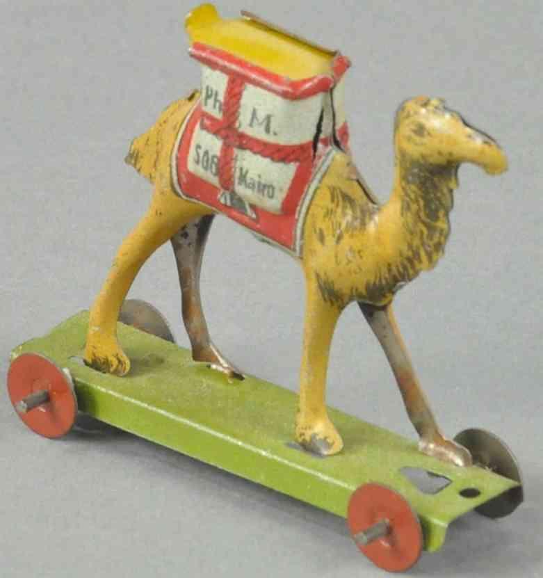 meier penny toy kamel gruene plattform raeder suessigkeiten container