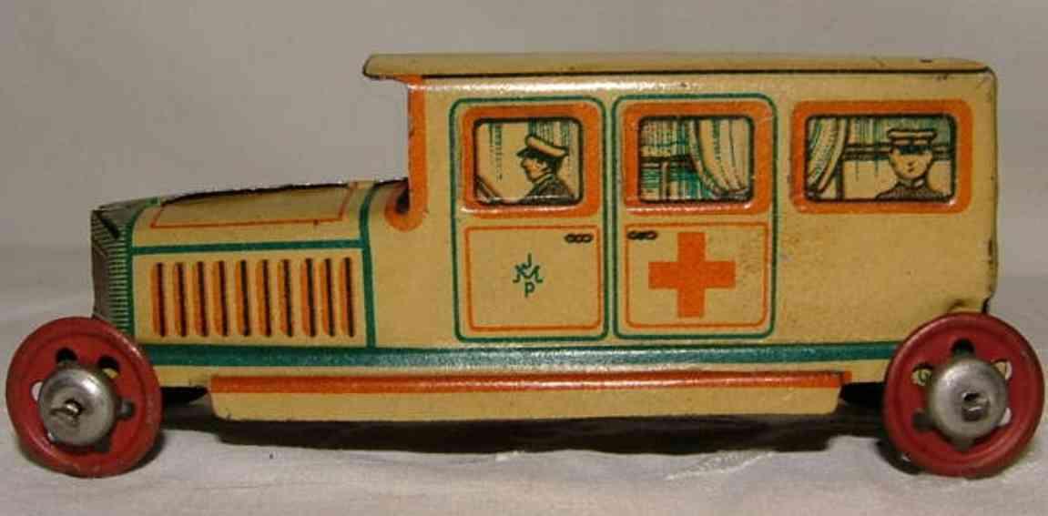 Meier Penny Toy Krankenwagen