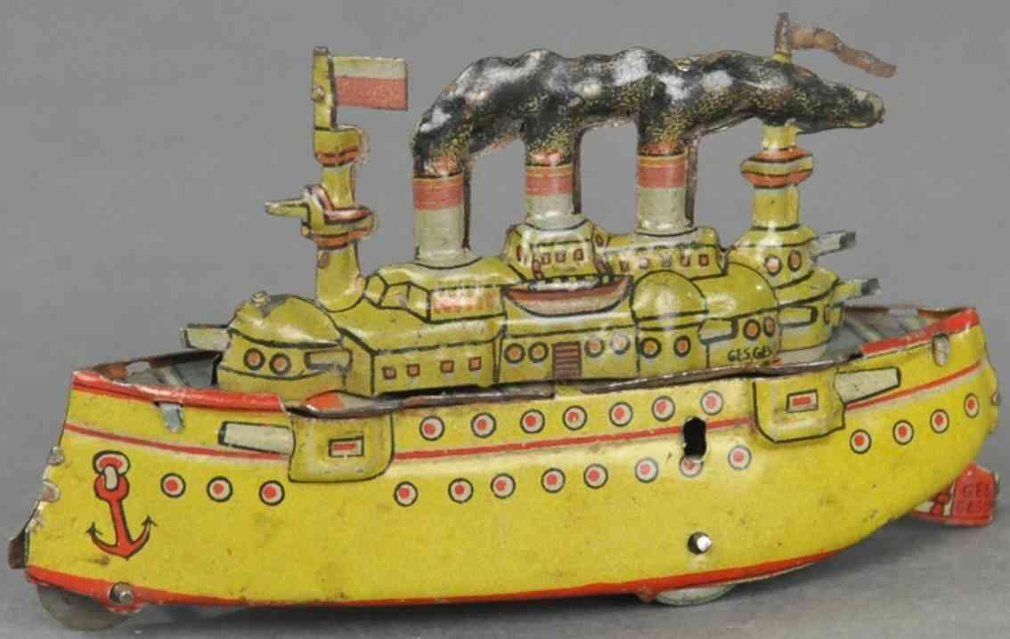 meier penny toy kriegsschiff