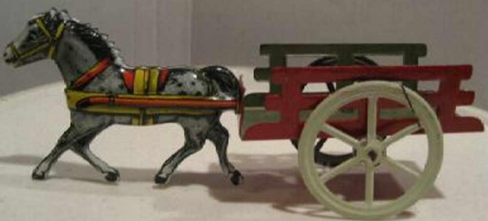 meier penny toy kutsche mit pferd