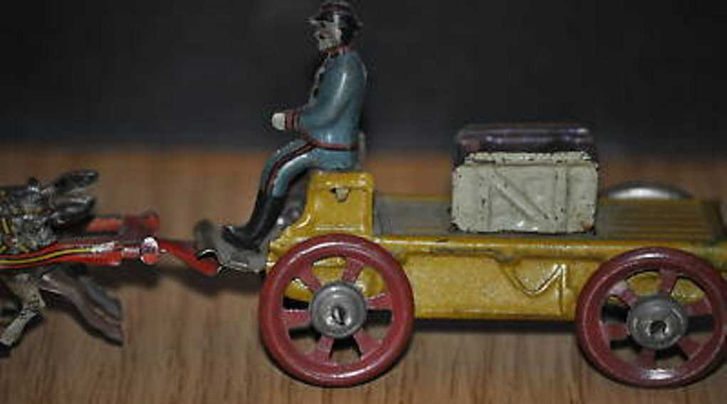 Meier Penny Toy Horse drawn wagon