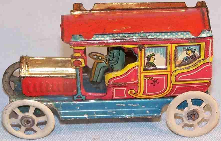 Meier Penny Toy Limousine